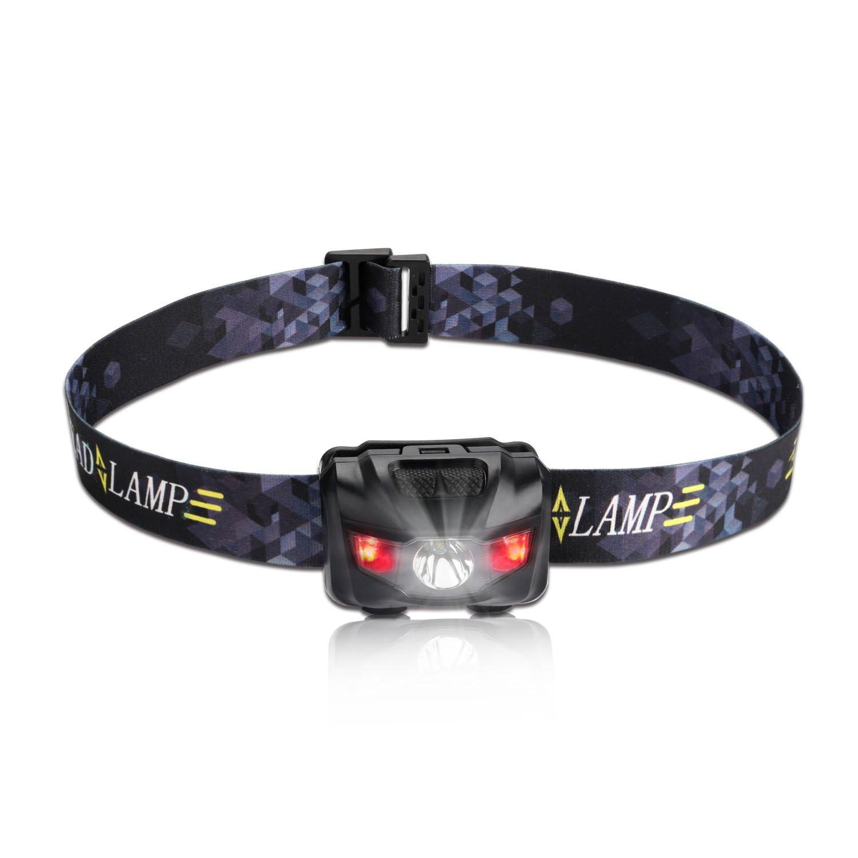 ヘッドライト Street Cat LEDヘッドランプ 5モード点灯 160ルーメン IPX6防水仕様 アウトドア作業/キャンプ/夜釣り/工事作業/自電車/ハイキング/キャンプ/防災/非常時用