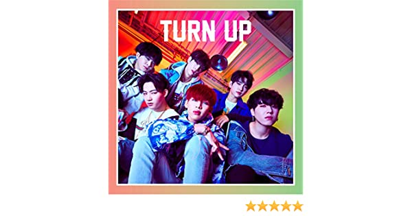 Turn Up (Original Edition) by GOT7 on Amazon Music - Amazon com