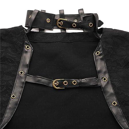 Día de San Valentín Mujeres! Beisoug Ladies Underbust Shapewear Retro Cinturón de Cuero Entrenador Corsés Body Shaper: Amazon.es: Hogar