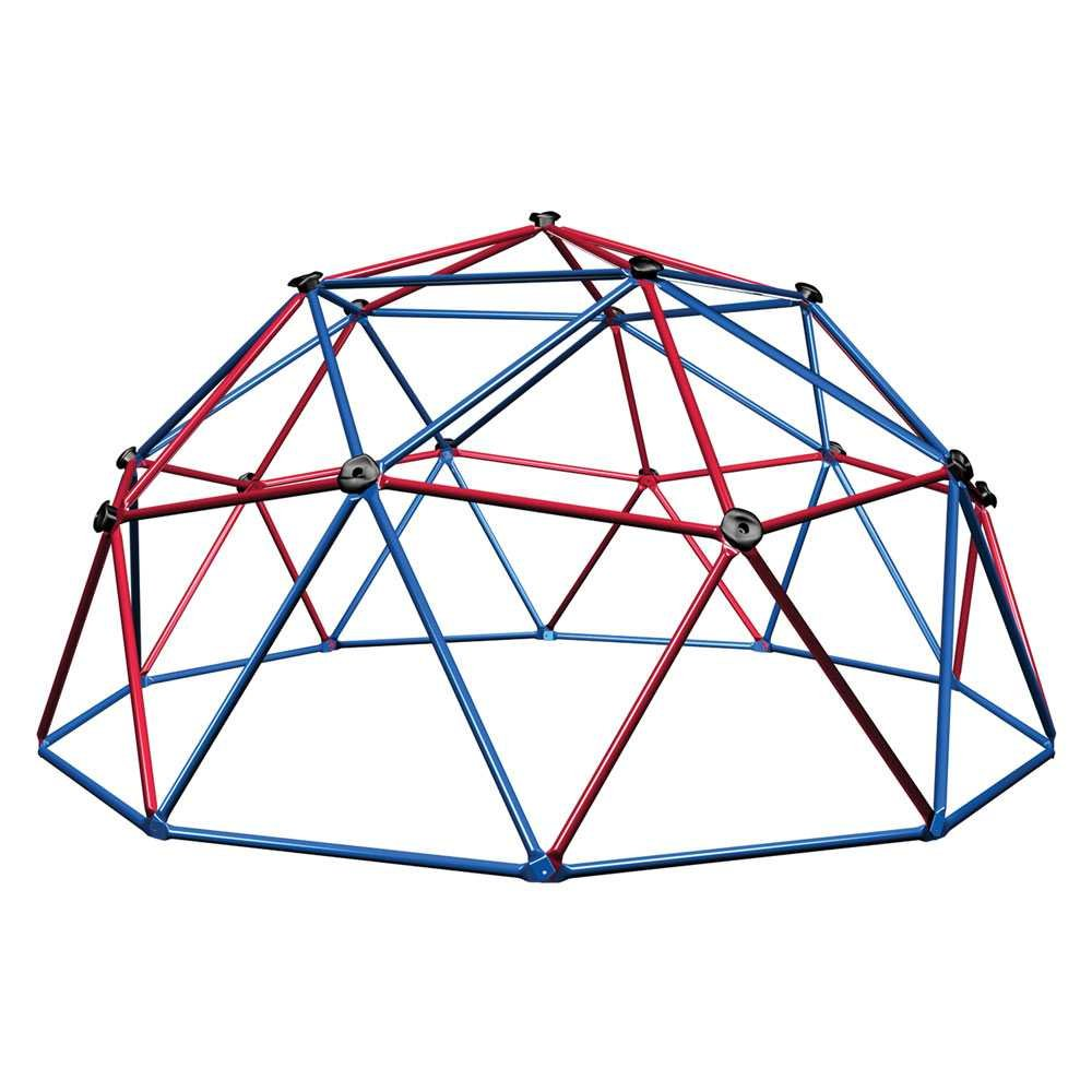 Lifetime Geometric Dome Climber Play Center (Primary Colors) by Lifetime (Image #1)