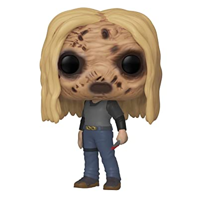 Funko 43535 POP Vinyl TV: Walking Dead-Alpha w/Mask Collectible Figure, Multicolour, Multicolor, 3.75 inches: Toys & Games