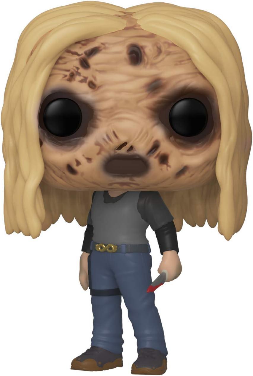 Funko Pop Figura De Vinil TV: Walking Dead-Alpha w/Mask The Coleccionable, Multicolor (43535)