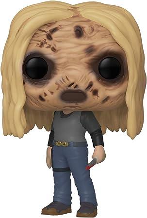 Funko Pop! Figura De Vinil TV: Walking Dead - Alpha w/Mask