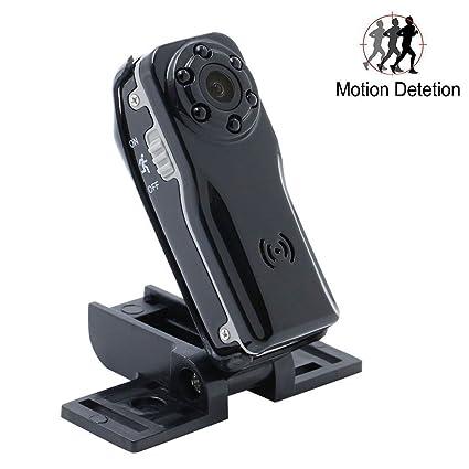Cámaras Espía Oculta TANGMI 1920X1080P HD Detección de Movimiento Videocámara Mini DV Cámara de Seguridad Video