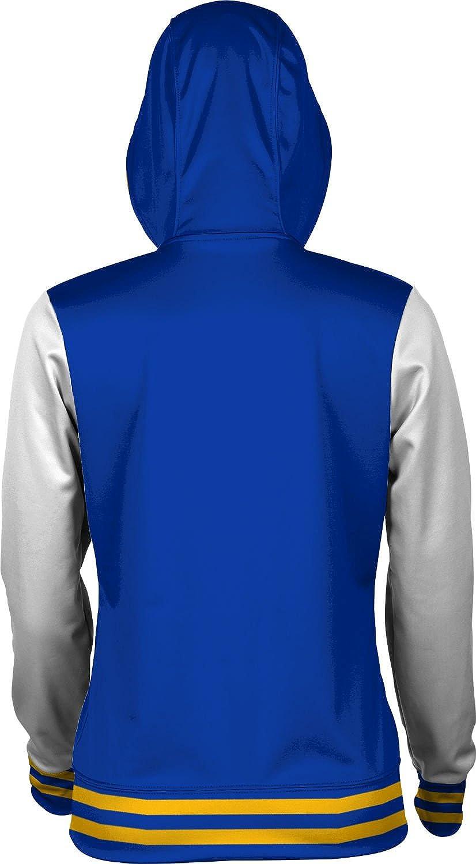 School Spirit Sweatshirt ProSphere Albany State University Girls Pullover Hoodie Letterman