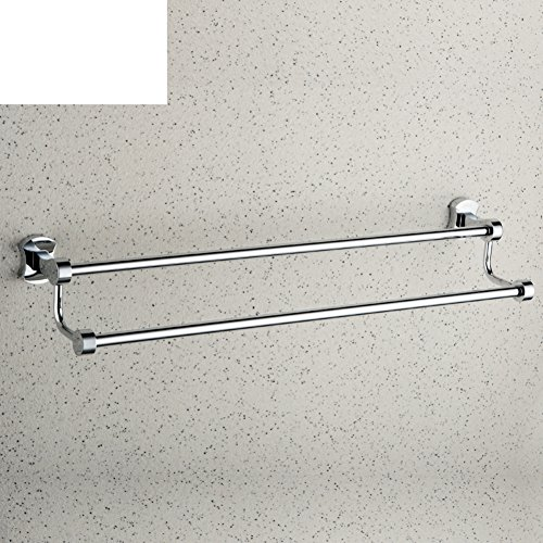 Solid brass Towel rack/Double Towel Bar/Bathroom double towel bar/towel rack-A best