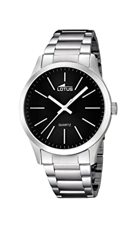 Watch Lotus Minimalist 15959-3 Men´s Black