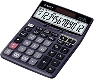 Casio DJ-120D Business Desktop Calculator with Check & Correct
