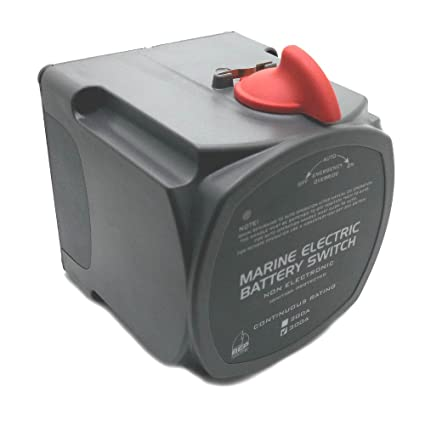 amazon com : bep marine 722 electric battery switch, 300a electric battery  switch part# 722-ne-300a-bulk not in a retail package : sports & outdoors