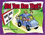 Did You See That?, Derric Johnson, 0785244808