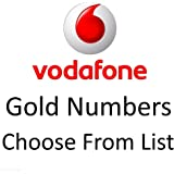 VODAFONE GOLD NUMBER VIP BUSINESS EASY MOBILE PHONE NUMBER DIAMOND PLATINUM SIM CARD