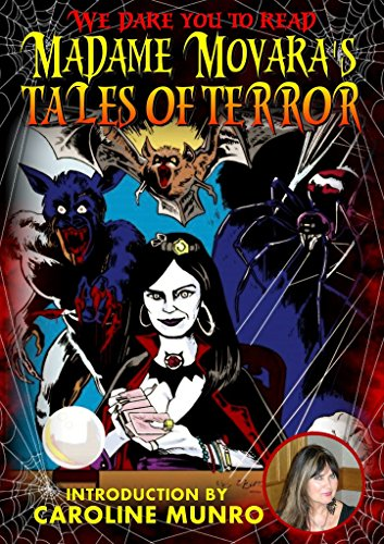 Download PDF Madame Movara's Tales of Terror Charity Anthology