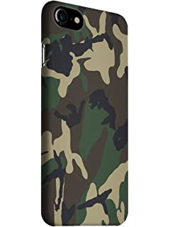 8d0715f458 MADANYU iPhone 7 Cover Camouflage Military Army Designer Printed Slim Back  Cover Case for iPhone 7