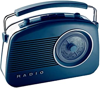 Addex Design adb550 Radio FM/Am para Smartphone/Tablet/PC/Mac Azul ...