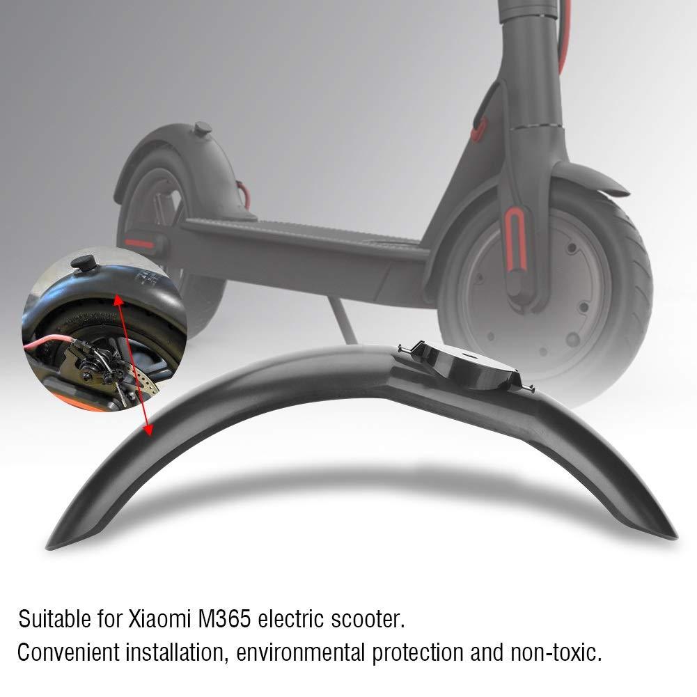 Amazon.com: Delaman Scooter Fender - Guardabarros delantero ...
