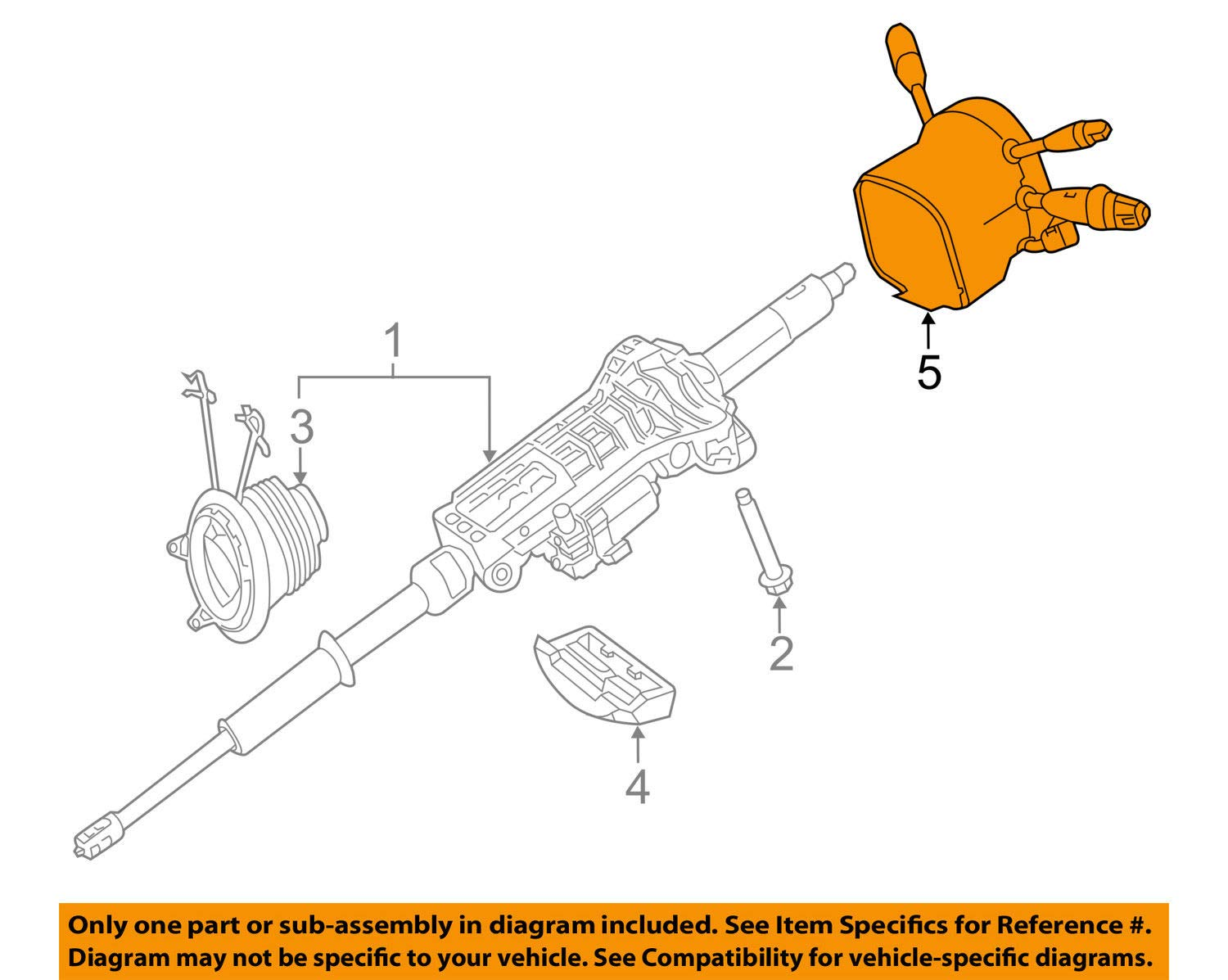 Genuine Mercedes-Benz Multi-Function Switch 222-900-74-08-9051