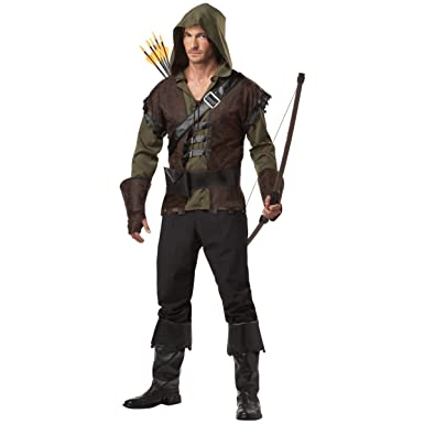 Amazon.com: Robin Hood Disfraz – Grande – Pecho (Talla 42 ...
