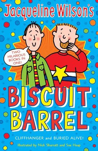 Jacqueline Wilson Biscuit Barrel: