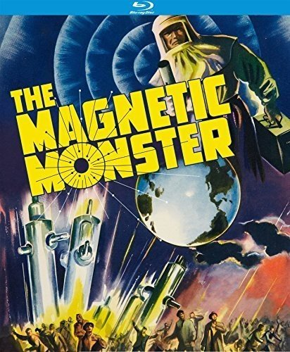 - The Magnetic Monster [Blu-ray]