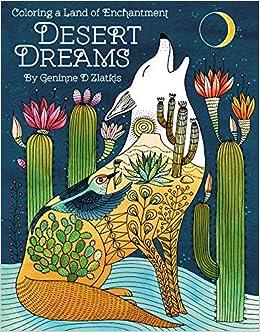 Desert Dreams: Coloring a Land of Enchantment