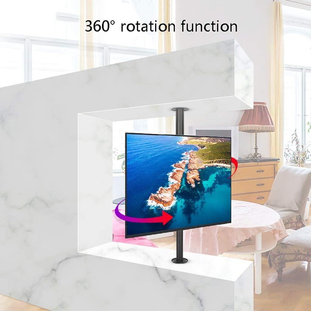 CCBBA Televisor LCD de 32-55 Pulgadas Marco Giratorio de 360 ...