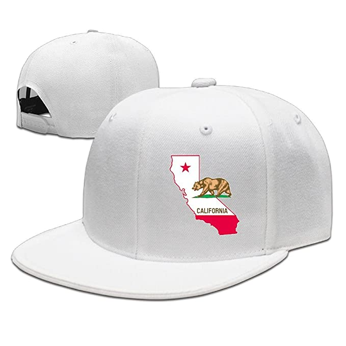 Image Unavailable. Image not available for. Color  roylery California State  Map Cali Bear Style Visor Hats ... 623d0442aa18