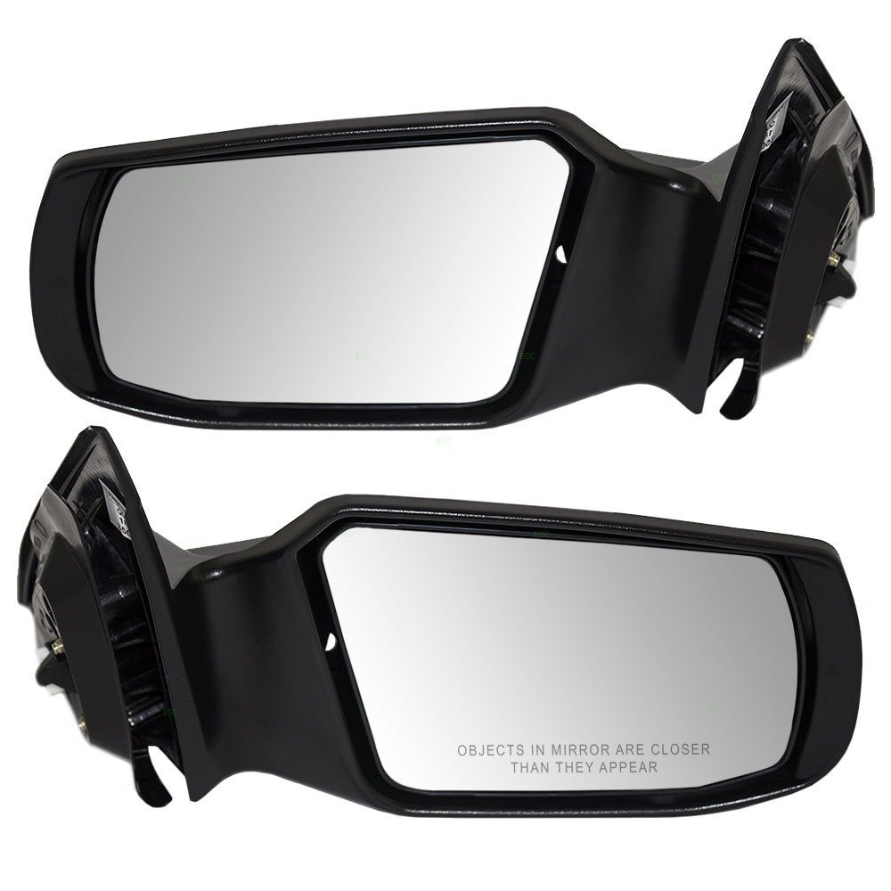 Power Operated Unpainted With Signal for 2007-2012 Nissan Altima Driver Side View Mirror NI1320220