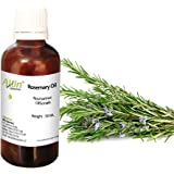 Allin Exporters Rosemary Oil 30 Ml Pure & Undiluted Natural Relaxant For Skin, Muscle & Joints For Use In Aromatherapy,Hair Conditioner