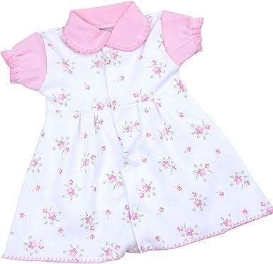 Babyprem vêtements bébé prématuré tiny baby filles robe robes 1.5-7.5lb