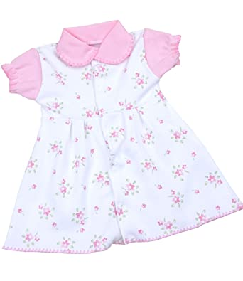 d4d461dbc7b8 Amazon.com  BabyPrem Premature Baby Dress Floral Cotton Girl Preemie ...