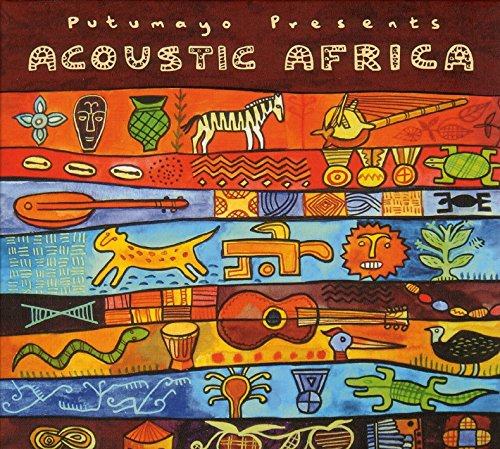Cover of Acoustic Africa