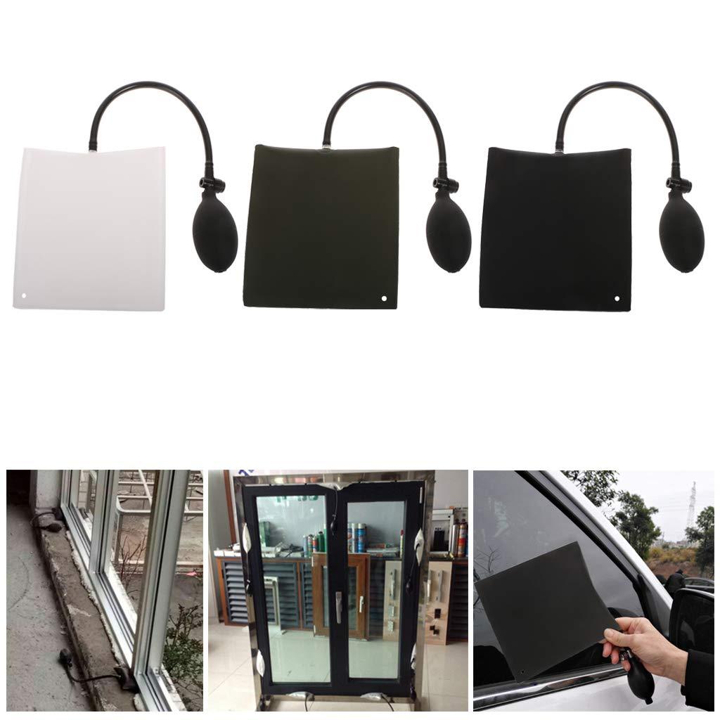 siwetg Instalaci/ón De La Ventana De La Puerta Posicionamiento Coj/ín De Aire Cu/ña Cerrajero Airbag Auto Car Pick Lock Opener