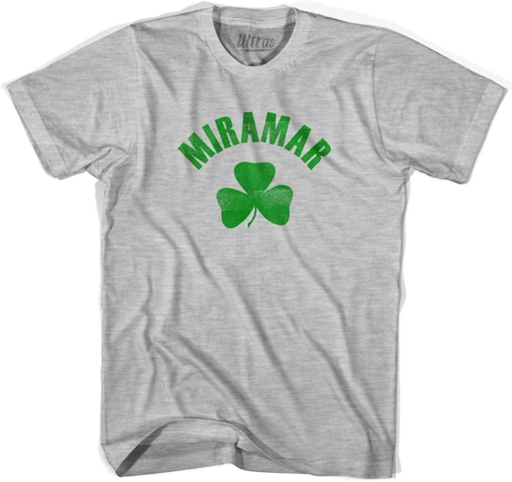 Ultras Miramar City Shamrock Cotton T-Shirt