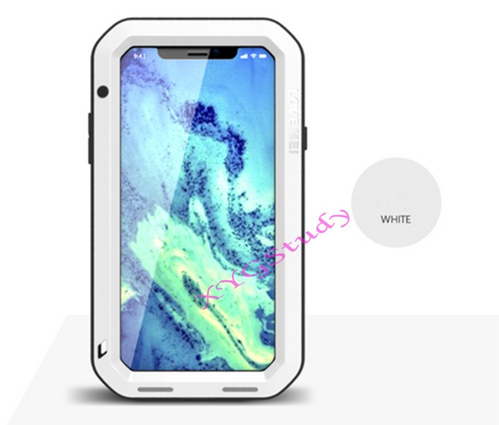 on sale 20ac9 dc206 Amazon.com: NEW iPhone X Case, Military Heavy Duty Shockproof ...