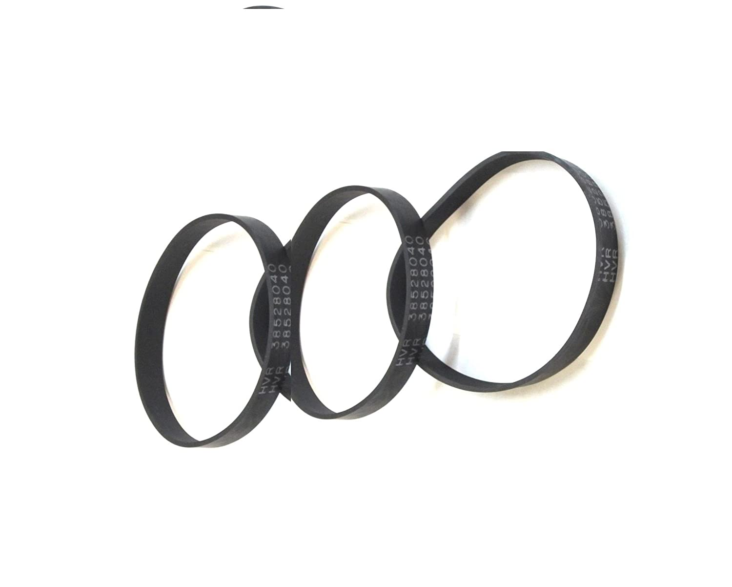 Hoover 38528-027 Elite Belt (Now 38528-040) 3 pack