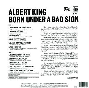 Born Under A Bad Sign (Vinyl)