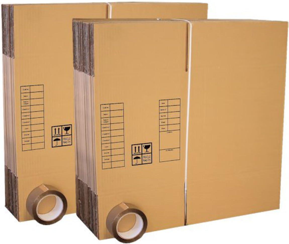 Lot 30 cartons déménagement livres poignées