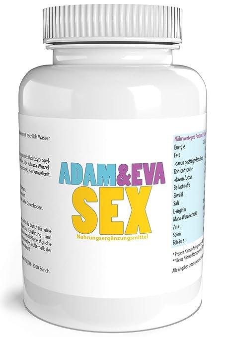 ADAM&EVA Sex | Testosterona, Libido& Esperma - El placer al naturel