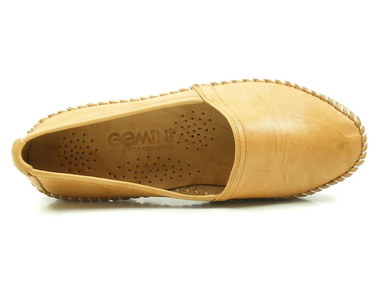 Gemini Gemini Gemini Damen Slipper 003122-01/808 Blau 465563 Scotch 712d42