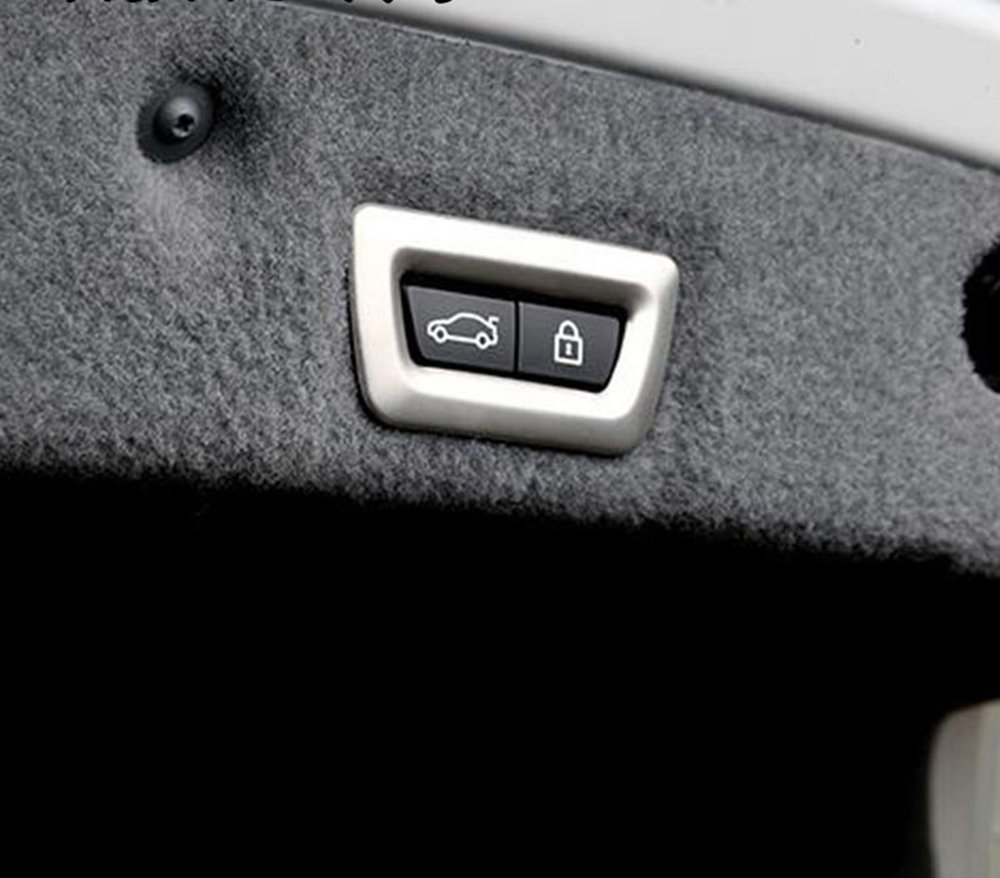 Coda porta Button cover Trim sticker METYOUCAR