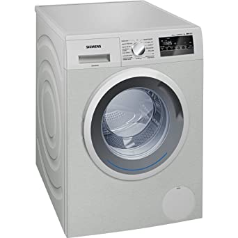 Siemens iQ300 WM14N26XES Independiente Carga frontal 7kg ...