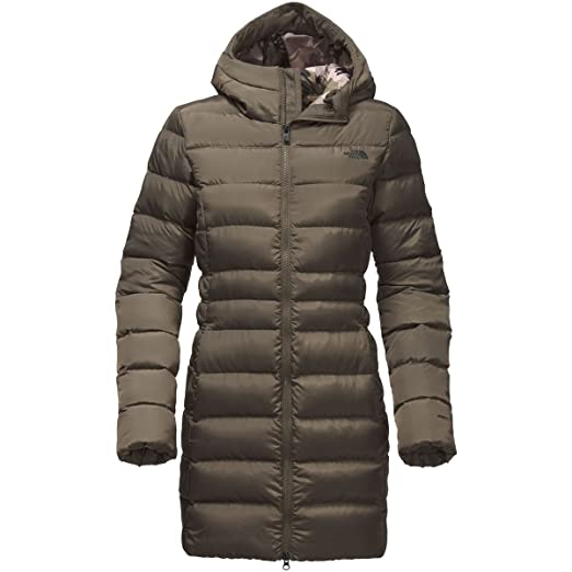 f86257b73c97d The North Face Women's Gotham Parka II New Taupe Green X-Small