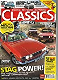 This auction is for the APRIL, 2012 ISSUE OF CLASSICS MONTHLY Magazine. The magazine is fresh, We'll pick the best available copy for you!! All magazines come exactly as pictured, with NO address labels. Also, please visit our other auctions ...