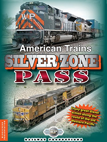 American Trains-Silver Zone (Pacific Hobby)