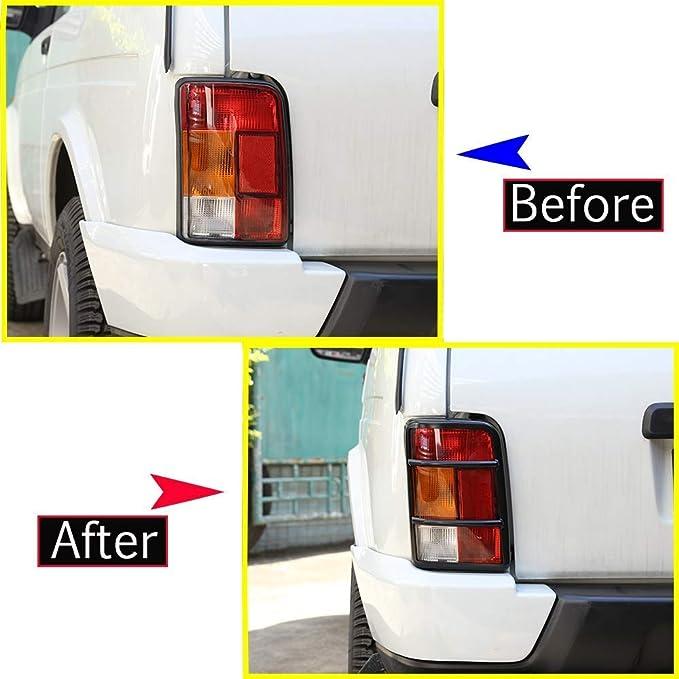 Legierung Auto Hinten Rücklicht Schutz Rahmenverkleidung 2 Stück Für Niva Zubehör Auto