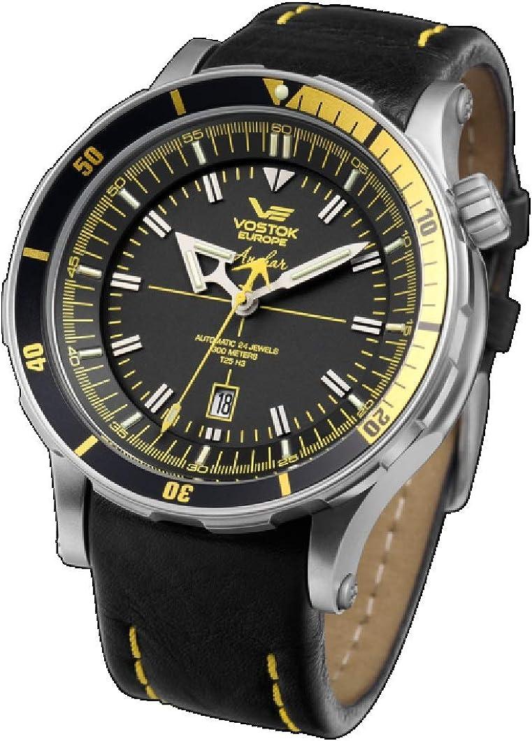 Vostok-Europe Automática-Reloj los Hombres Anchar NH35A-5105143
