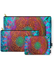 Society6 Boho Sizzle Carry-All Pouch