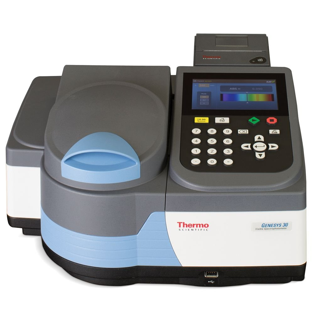 Genesys 30 Visible Spectrophotometer: Amazon com: Industrial