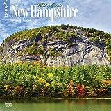 Wild & Scenic New Hampshire 2018 Wall Calendar