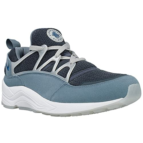 official photos d9336 1daf2 nike air huarache light uomo blu